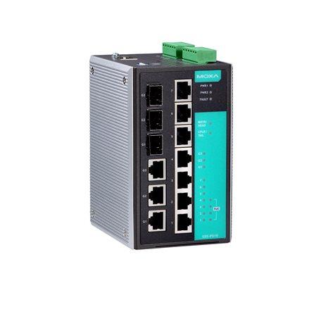 Moxa EDS-P510 seadistatav ethernet lüliti