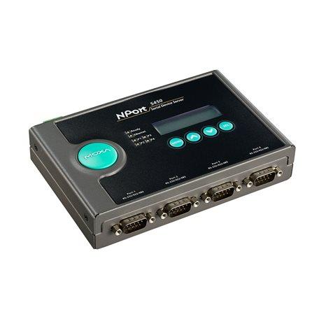 Moxa NPort 5450 Järjestikseadmete Server
